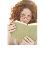 womanreadingbook